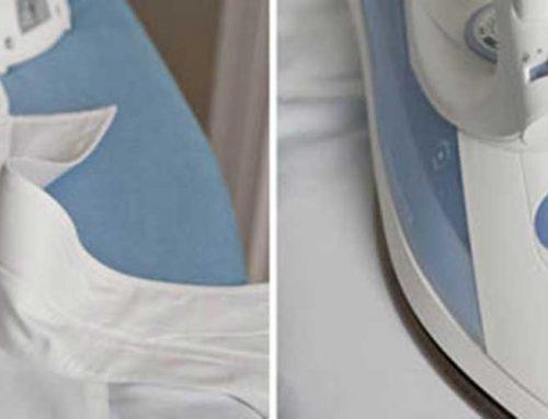 Cómo planchar una camisa (en condiciones)