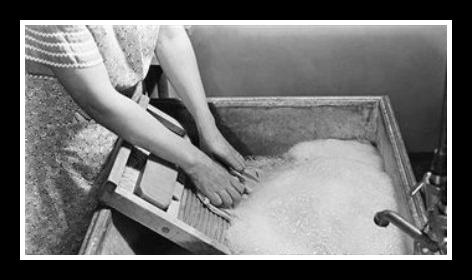 Lavar a mano