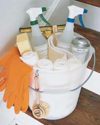 fancy cleaning bucket