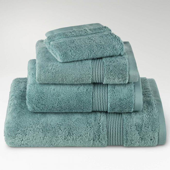 toallas algodón supima verde