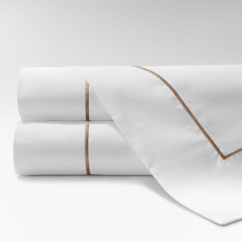 sábanas de Percal 600 feston topo