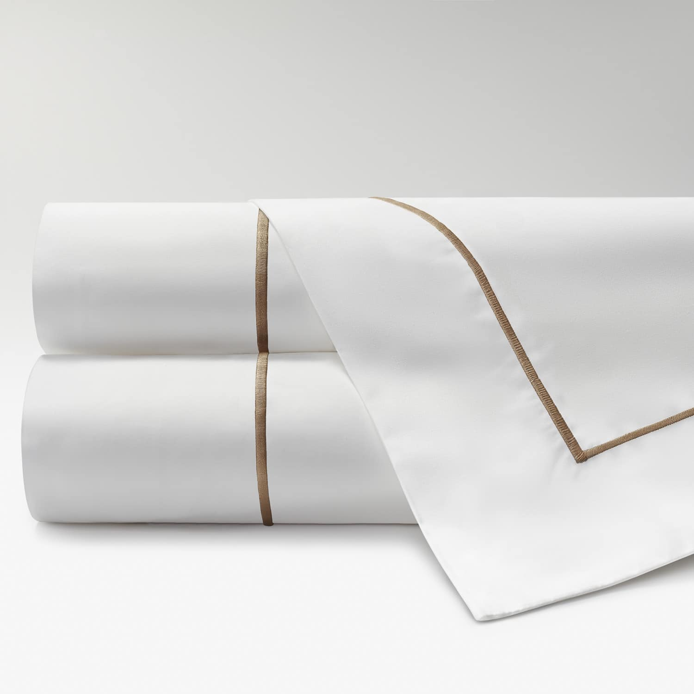 sábanas de Percal 300 feston topo
